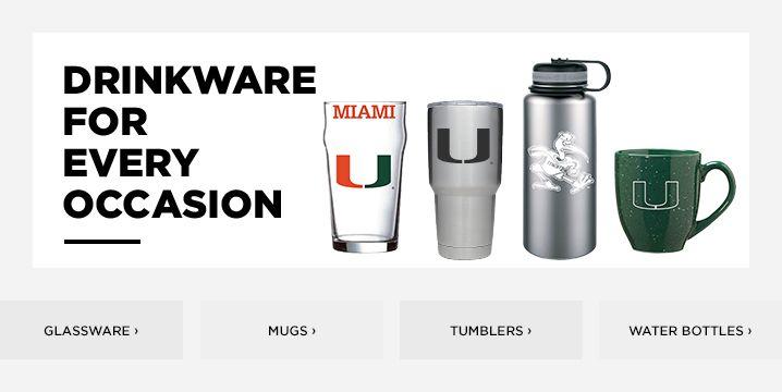 1a15fc50aac3d Miami Hurricanes Coffee Mug