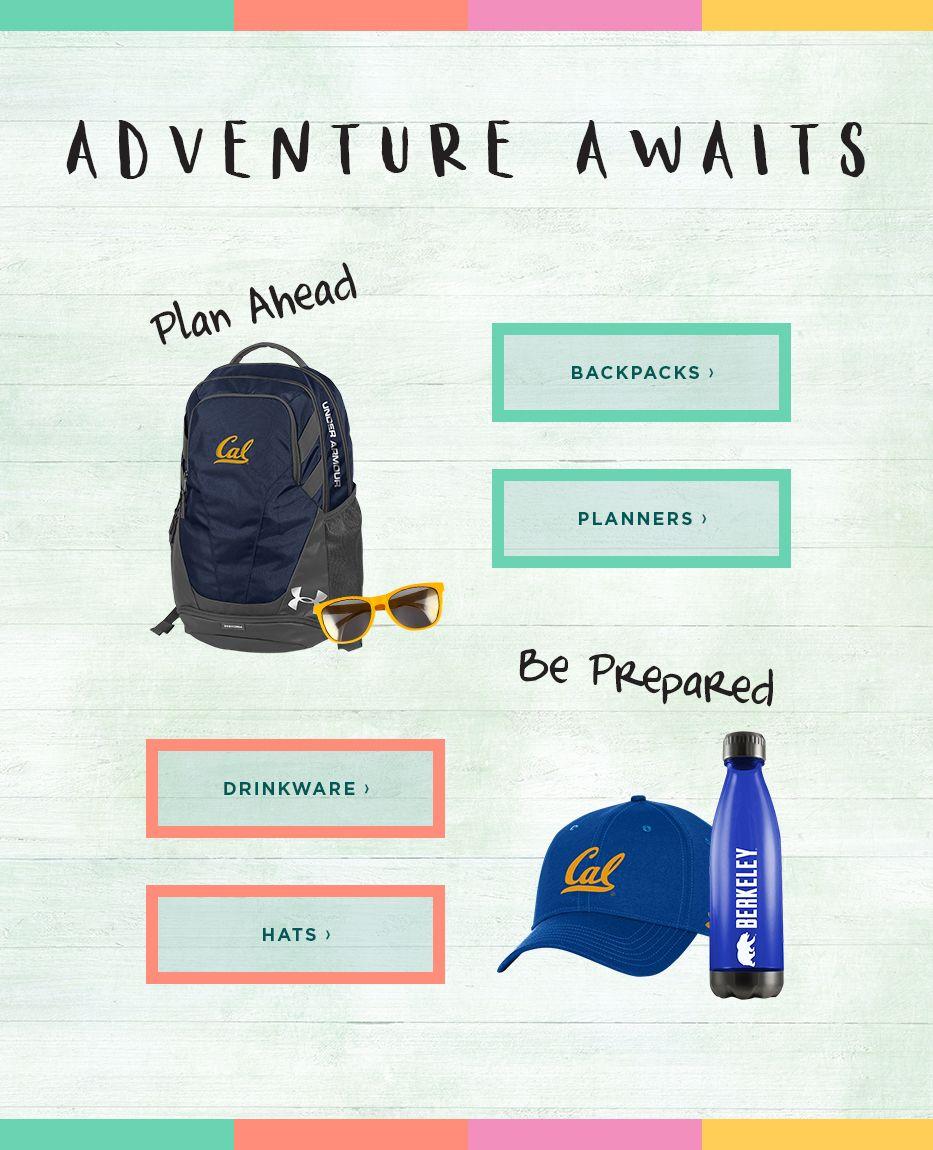 657bba71784 Adventure Awaits. Plan Ahead. Be Prepared.