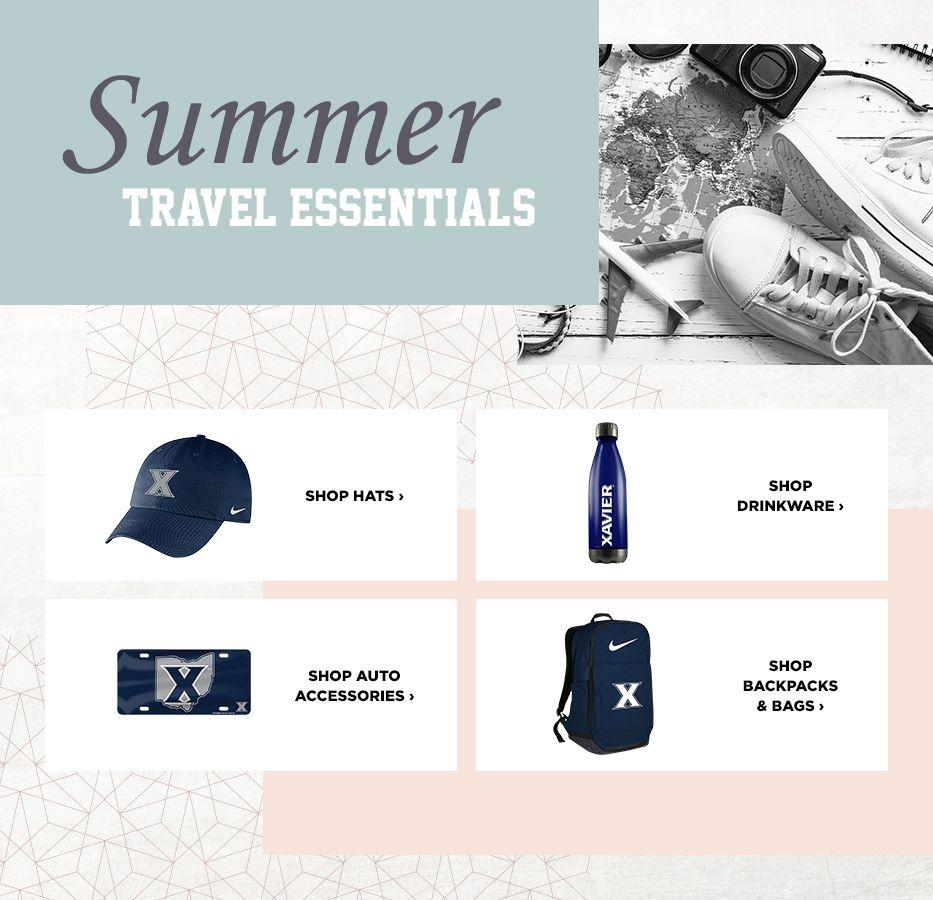 3c3ad30c278 Summer Travel Essentials.