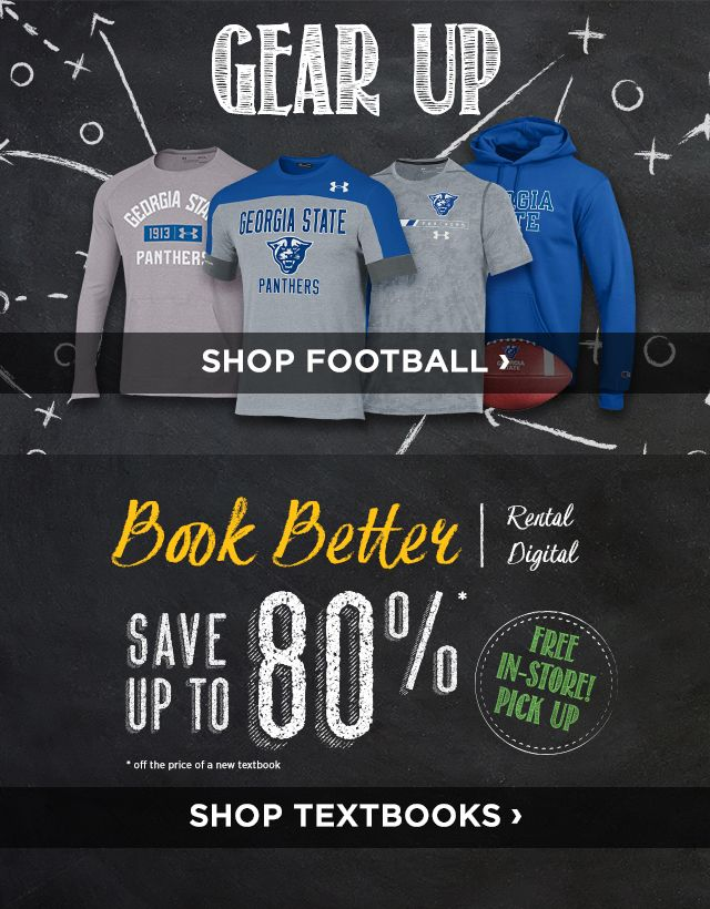 Georgia State University Bookstore Apparel, Merchandise, & Gifts