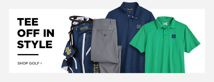 3eb101bb93f0f0 Tee Off in Style. Shop Golf