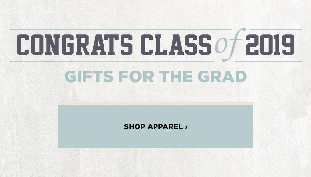 f18ca6cdb1e27 Congrats Class of 2019. Gifts for the Grad.