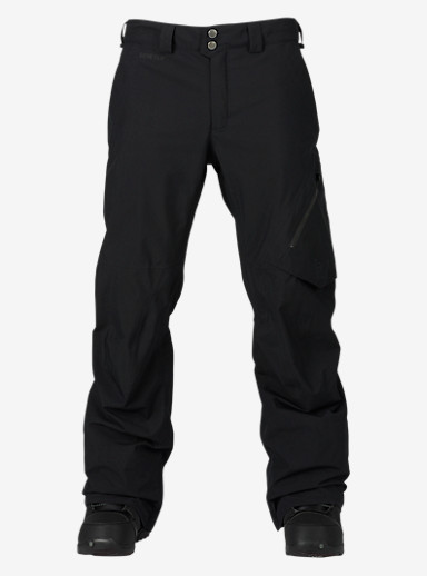Burton [ak] 2L Cyclic Pant shown in True Black