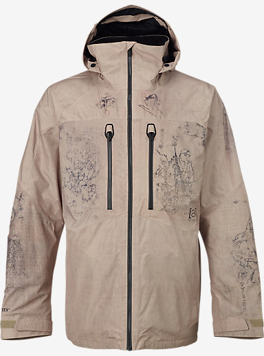 Burton [ak] 2L Swash Jacket shown in Siddhartha