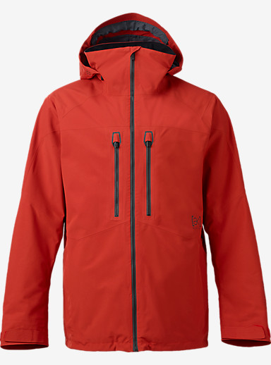 Burton [ak] 2L Swash Jacket shown in Burner