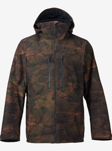 Burton [ak] 2L Swash Jacket shown in Akamo