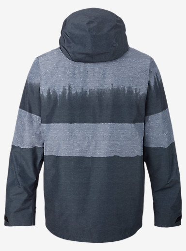 Burton [ak] 2L Swash Jacket shown in Board Dip Dye