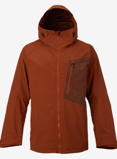 Burton [ak] 2L Cyclic Jacket shown in Matador / Picante