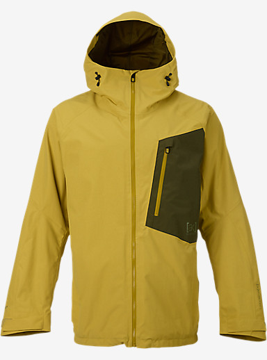 Burton [ak] 2L Cyclic Jacket shown in Poison Dart / Jungle