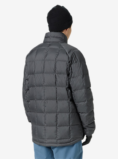 Burton [ak] BK Down Insulator Jacket shown in Faded Heather