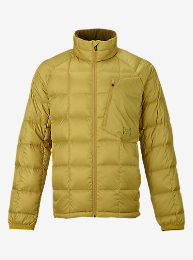 Burton [ak] BK Down Insulator Jacket shown in Poison Dart