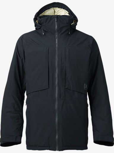 Burton [ak] 2L LZ Down Jacket shown in True Black
