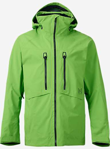 Burton [ak] 3L Hover Jacket shown in Enduro