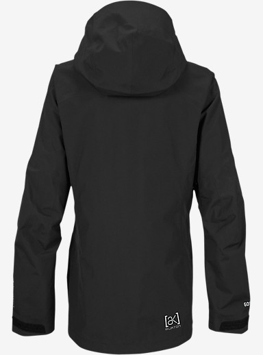 Burton [ak] 2L Altitude Jacket shown in True Black
