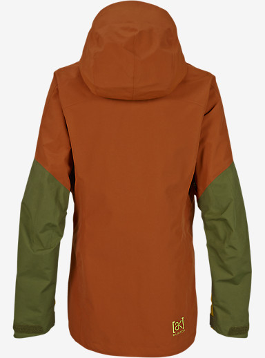 Burton [ak] 2L Altitude Jacket shown in True Penny / Lychee / Keef