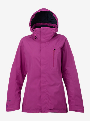 Burton [ak] 2L Altitude Jacket shown in Grapeseed
