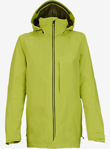 Burton [ak] 2L Embark Jacket shown in Heathered Acid