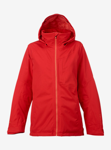 Burton [ak] 2L Embark Jacket shown in Coral