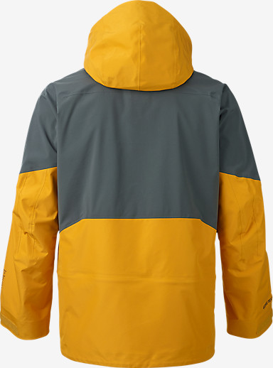 Burton [ak] 3L Freebird Jacket shown in Hazmat / Bog