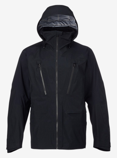 Burton [ak] 3L Freebird Jacket shown in True Black