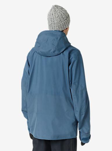 Burton [ak] 3L Freebird Jacket shown in Washed Blue
