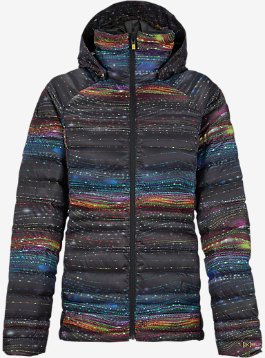 Burton [ak] Baker Down Insulator shown in Afterglow Print
