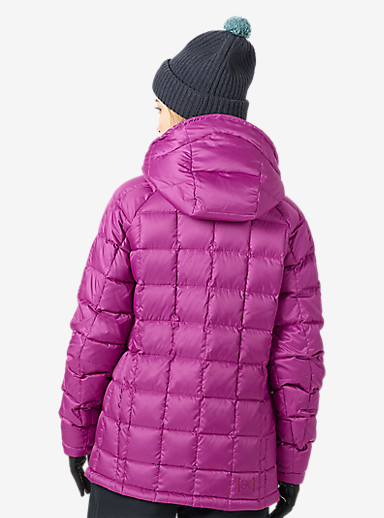 Burton [ak] Baker Down Insulator Jacket shown in Grapeseed