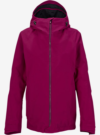 Burton [ak] 2L Blade Jacket shown in Poison