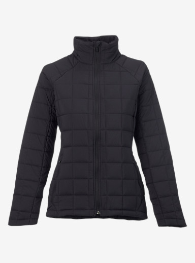 Burton [ak] Women's Helium Insulator Jacket shown in True Black