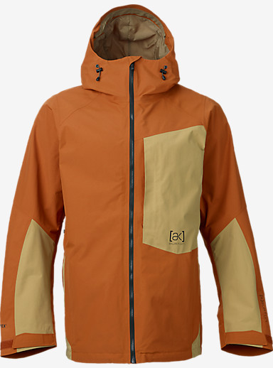 Burton [ak] 2L Boom Jacket shown in Adobe / Putty