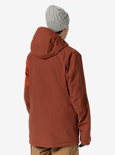 Burton [ak] 2L Boom Jacket shown in Matador / Picante