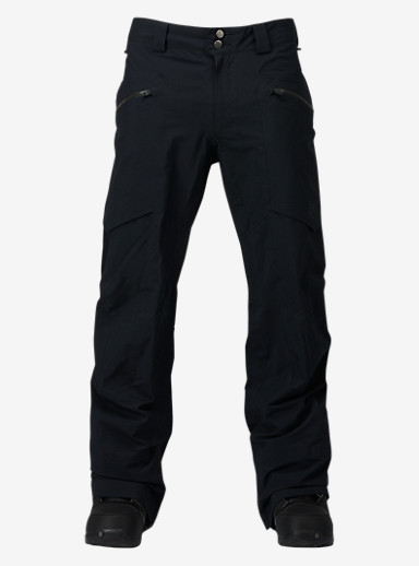 Burton [ak] 3L Hover Pant shown in True Black