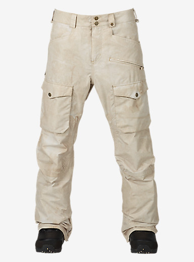 Burton Hellbrook Pant shown in Surplus Canvas