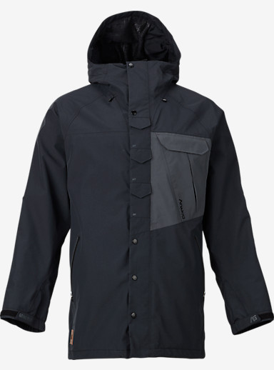 Analog Zenith GORE-TEX® Snowboard Jacket shown in Black / Faded