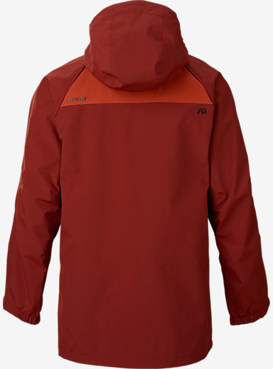 Analog Zenith GORE-TEX® Snowboard Jacket shown in Oxblood / Camino