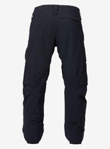 Burton [ak] 2L Summit Pant shown in True Black