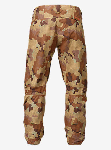 Burton [ak] 2L Summit Pant shown in Storm Camo