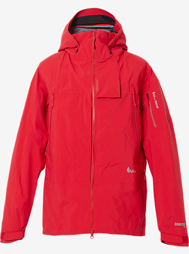 Burton AK457 Guide Jacket shown in Red