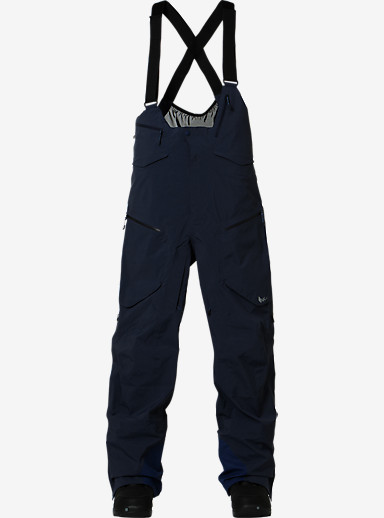 Burton AK457 Hi-Top Pant shown in Navy