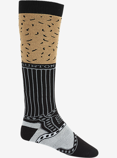 Burton Party Snowboard Sock shown in Zoot Sock