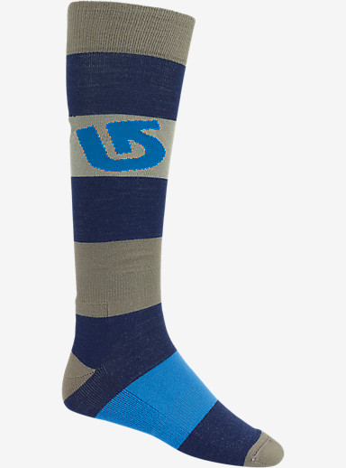 Burton Tailgate Snowboard Sock shown in Boro