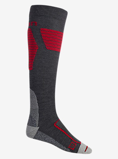 Burton Ultralight Wool Sock shown in Faded