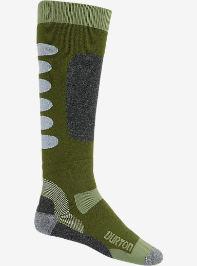 Burton Buffer II Snowboard Sock shown in Keef