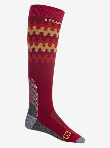 Burton Buffer II Sock shown in Matador
