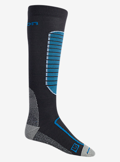 Burton Merino Phase Sock shown in Faded