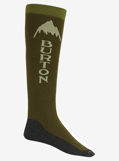 Burton Emblem Snowboard Sock shown in Keef