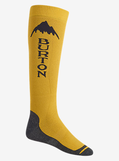 Burton Emblem Sock shown in Flashback
