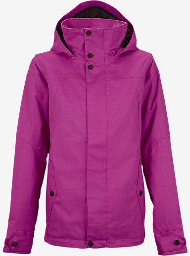 Burton Jet Set Jacket shown in Grapeseed