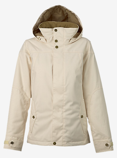 Burton Jet Set Jacket shown in Canvas