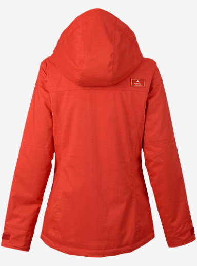 Burton Jet Set Jacket shown in Coral